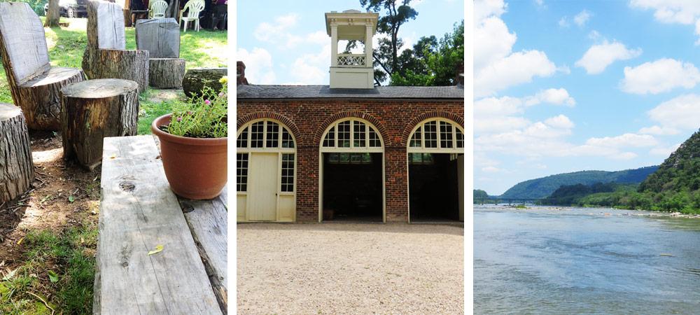 A Weekend in Harpers Ferry, West Virginia