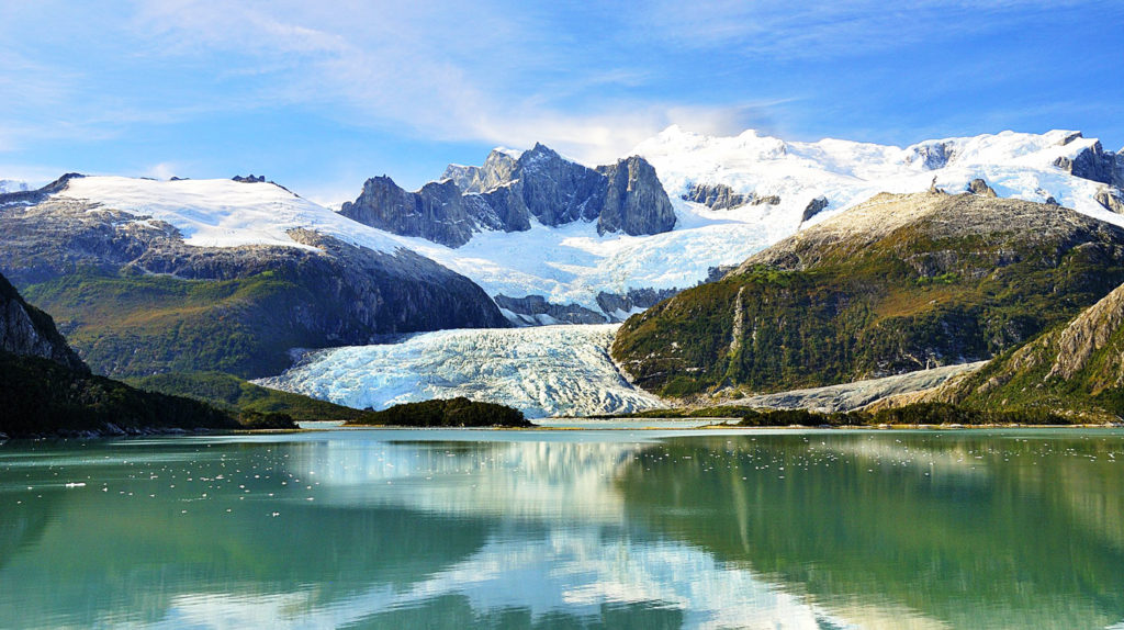 Patagonia, Chile - Cruise Stop