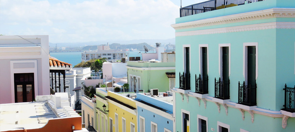 Two Days in Old San Juan, Puerto Rico
