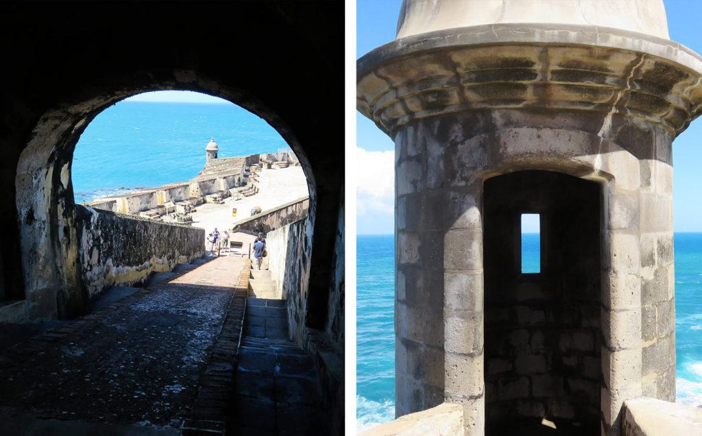 El Morro Fort San Juan, Puerto Rico