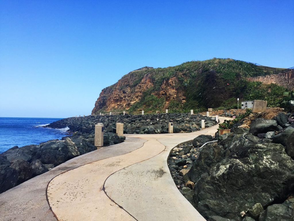 Paseo del Morro San Juan Puerto Rico