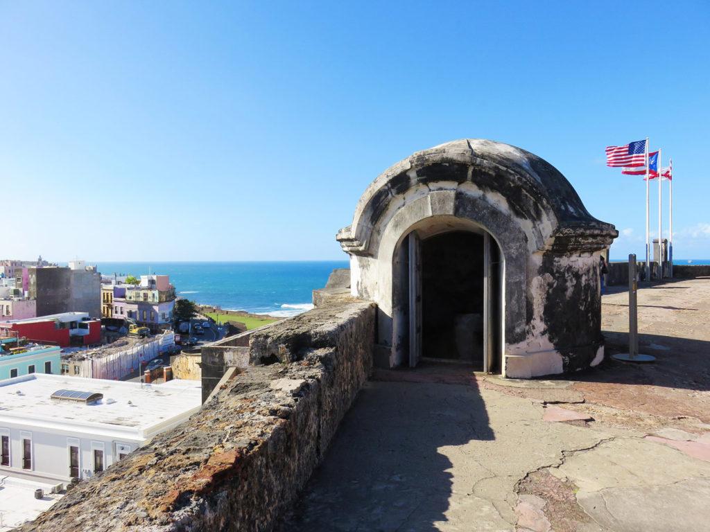 San Cristobal Fort San Juan Puerto Rico