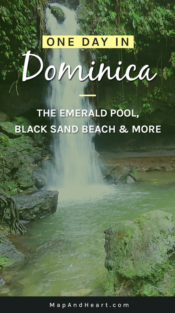 Get ideas for things to do in Dominica when you only have one day. Here's how we spent our day in Dominica during our southern Caribbean cruise.