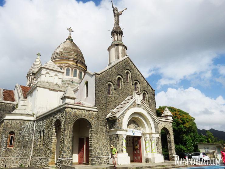 Balata Church, Martinique