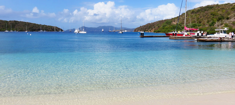 One Day in the British Virgin Islands
