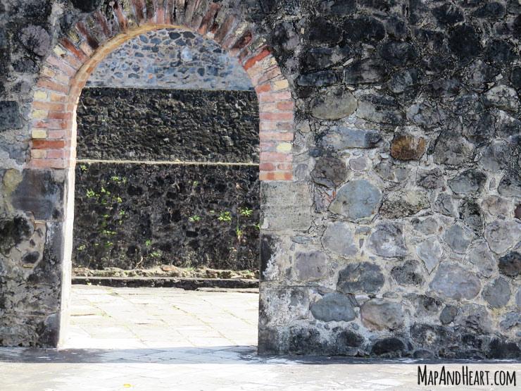 Saint-Pierre Ruins