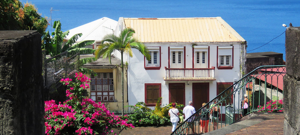 One Day on the Island of Martinique