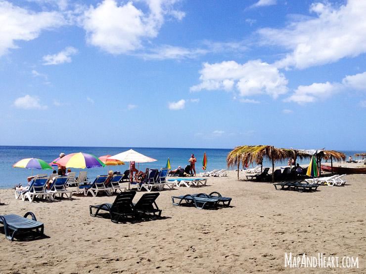 Mero Beach, Dominica