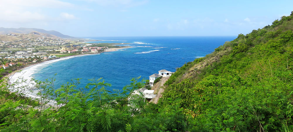 One Day in St. Kitts