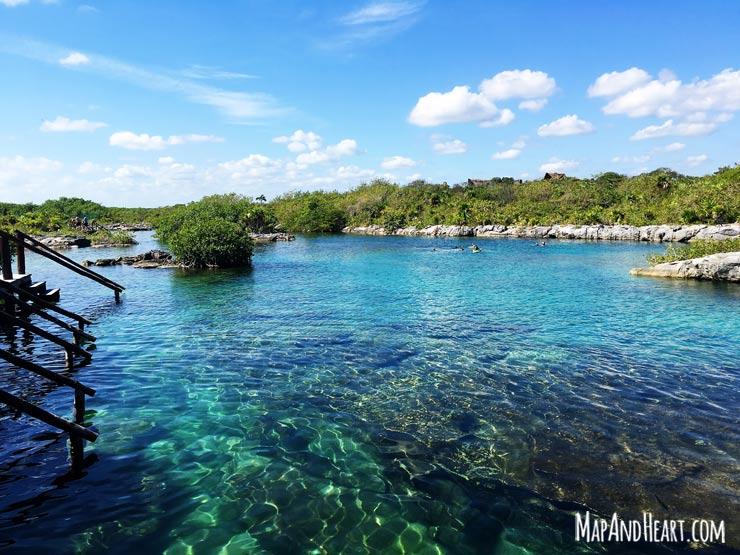 Yal-ku Lagoon - Akumal, Mexico