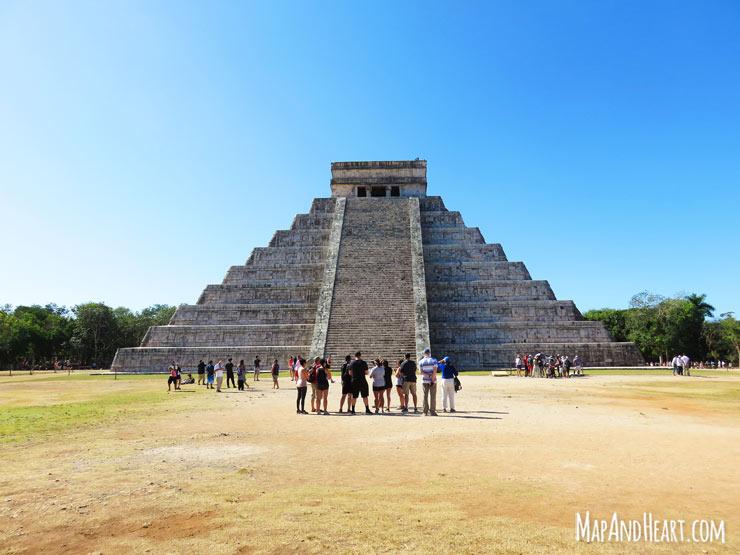Chichen Itza El Castillo - Mexico